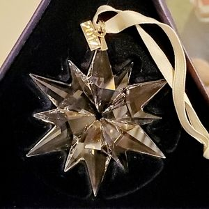 New 2017 Swarovski Annual Christmas Ornament